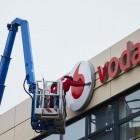 Kerpen: Vodafone baut große Satellitenschüsseln für TV-Sendezentrum