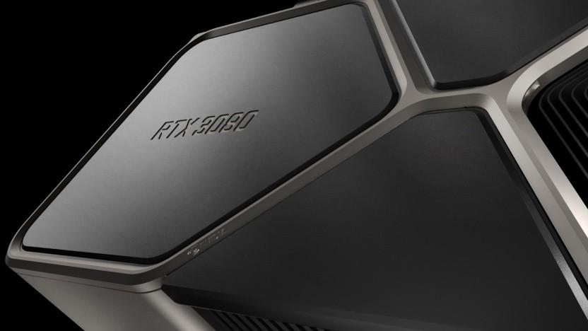 Grafikkarten wie die Geforce RTX 3080 sind noch immer knapp verfügbar.
