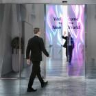 Transparentes Display: LG entwickelt OLED-Glastüren