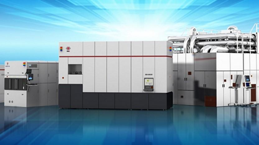 SSA600/20-Scanner von SMEE