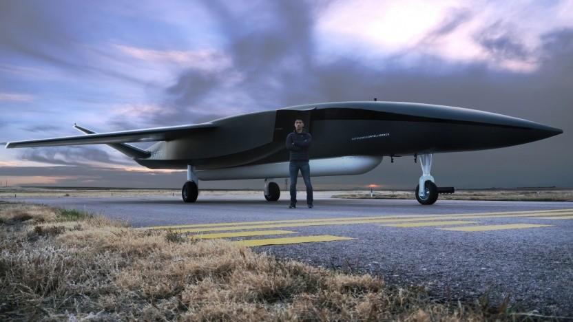 Drohne Ravn X: Dauerbetrieb rund um die Uhr
