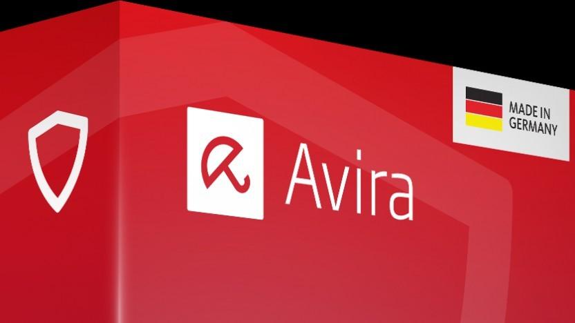 Produkt von Avira