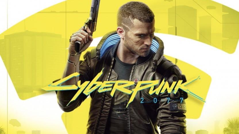 Artwork von Cyberpunk 2077 und Stadia