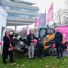 Tim Höttges: Telekom hat Vectoring-Ausbau abgeschlossen