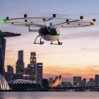 Urban Air Mobility: Volocopter will 2023 in Singapur abheben