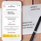 Neue Post & DHL App: Briefe mit App und Kugelschreiber frankieren