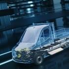 Transporter: Mercedes eSprinter bekommt neue Elektroplattform