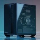 Syncro Q704: Bei Seasonic ist das Gehäuse das Netzteilkabel