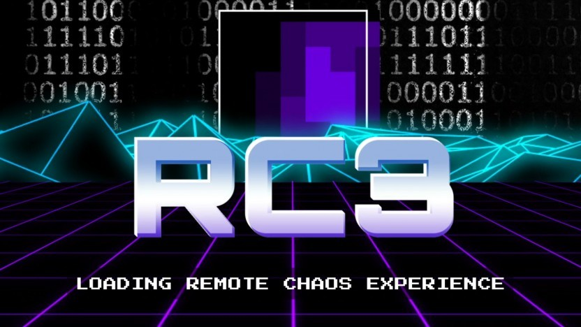 Die Remote Chaos Experience (rC3) startet am 27. Dezember.