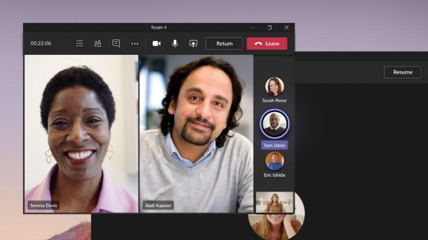 Die neuen Breakout-Räume von Microsoft Teams