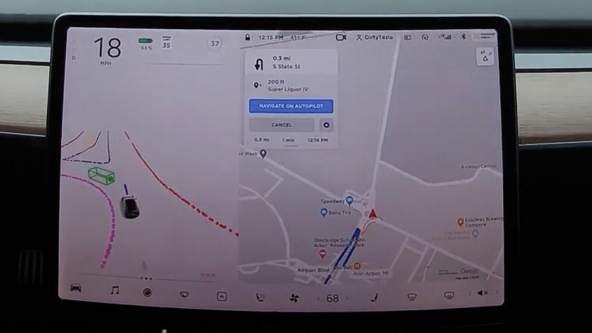 Full Self-Driving (Beta)