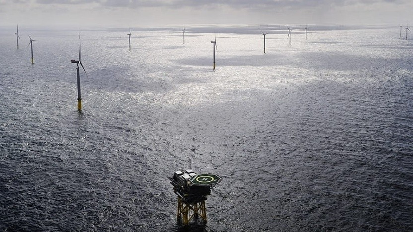 Offshore-Windpark (Symbolbild)