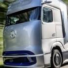 Linde und Daimler: Flüssigwasserstoff-Betankung für Lkw bei -253 Grad Celsius
