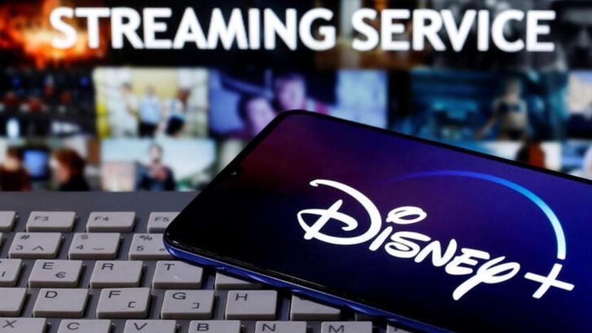 Viele neue Inhalte für Disney+ geplant.