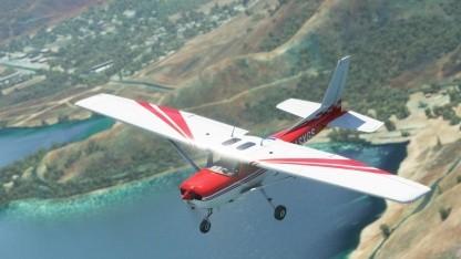 Microsoft: Flight Simulator hebt im Sommer 2021 auf Xbox ...