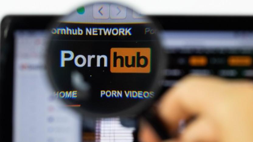 Visa und Mastercard haben Pornhub unter die Lupe genommen.