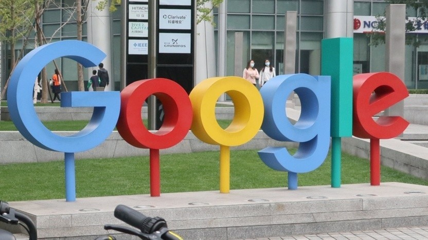 Google-Unternehmenssitz