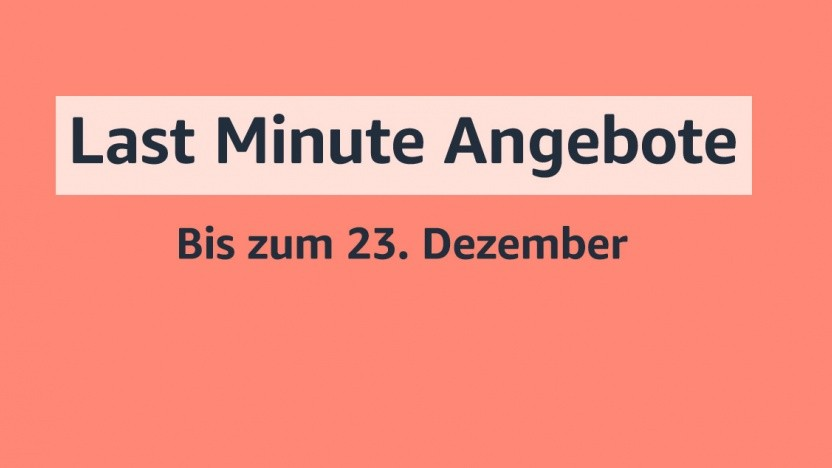 Last-Minute-Angebote bei Amazon