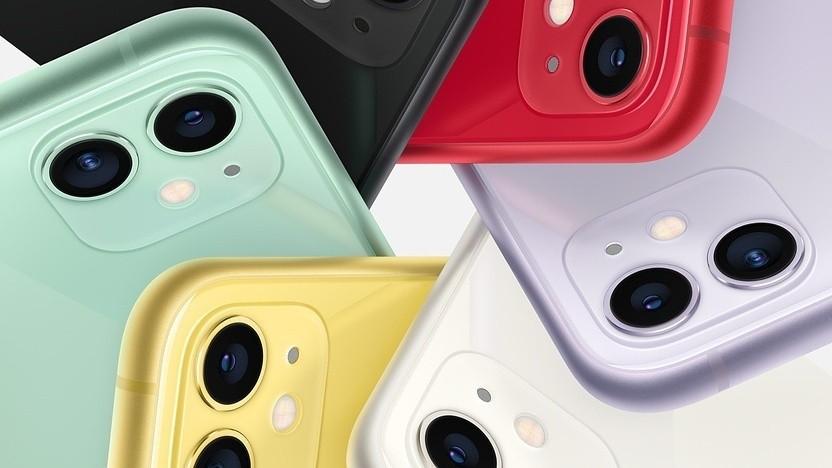 In der Wistron-Fabrik werden auch iPhones für Apple gefertigt.