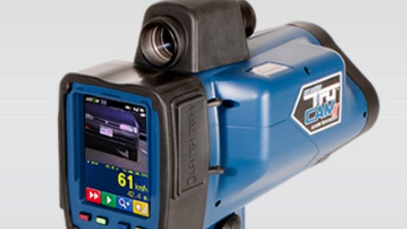 Laser Tech Trucam II Speed Enforcement