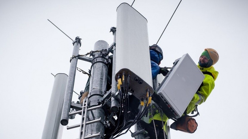 5G-Ausbau in Städten