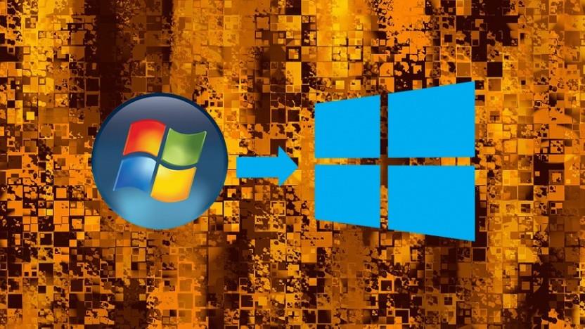 WIndows 10 soll das Vermächtnis von Windows 7 auf lange Sicht hinter sich lassen.