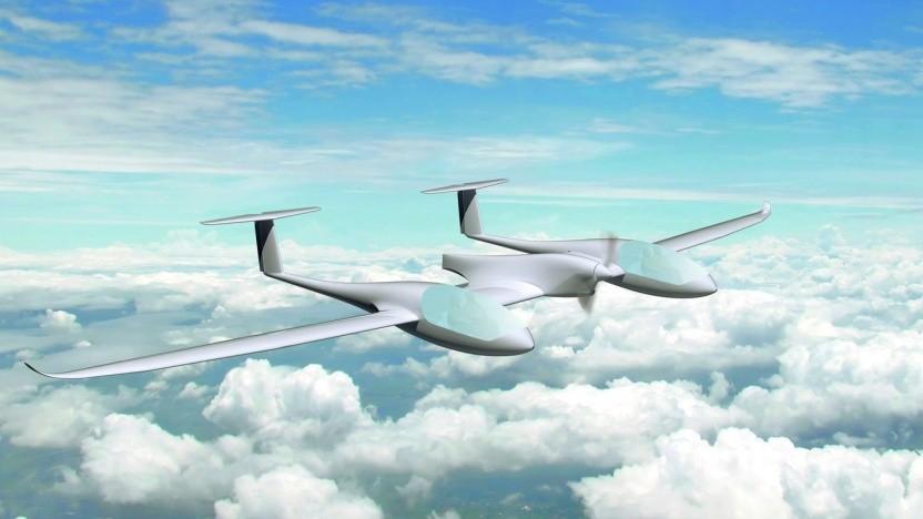 Brennstoffzellenflugzeug Hy4: schon mehr als 30 Starts