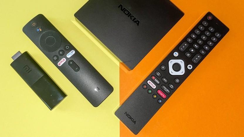 Xiaomis Mi TV Stick und Nokias Streaming Box 8000 im Test