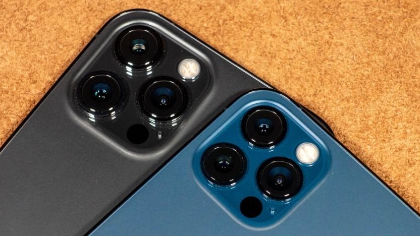 Das iPhone 12 Pro und Pro Max