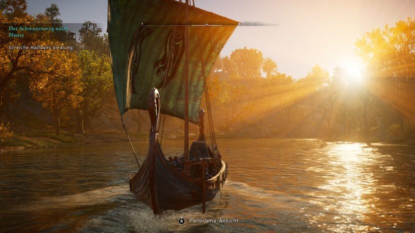 Szene aus Assassin's Creed Valhalla