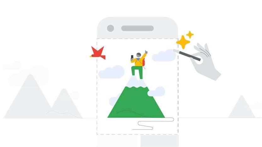 Google Fotos bekommt neue automatisierte Funktionen.