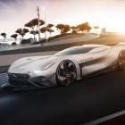 Jaguar Vision Gran Turismo SV: Jaguar entwirft Elektrorennwagen für Gran Turismo 7