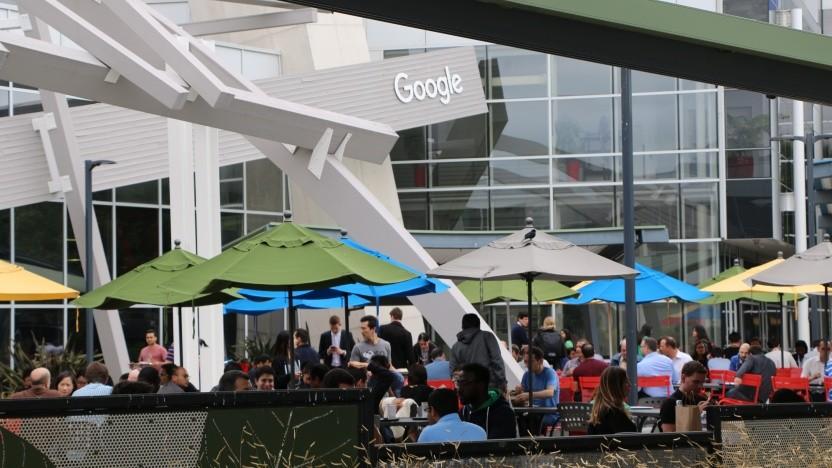 """""""Schlaue Google-Ingenieure im sonnigen Mountain View"""""""
