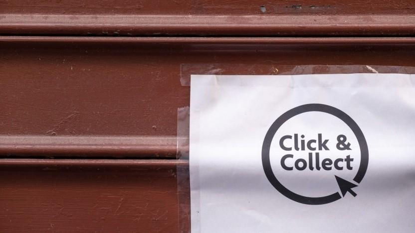 Click&Collect ist in fast allen Bundesländern möglich.