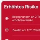 Covid-19: Corona-Warn-App bekommt ausgefeiltere Risikobewertung