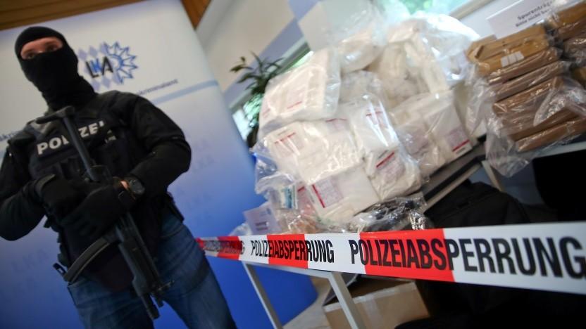Vor allem bei Ermittlungen gegen Drogendealer werden Staatstrojaner eingesetzt.