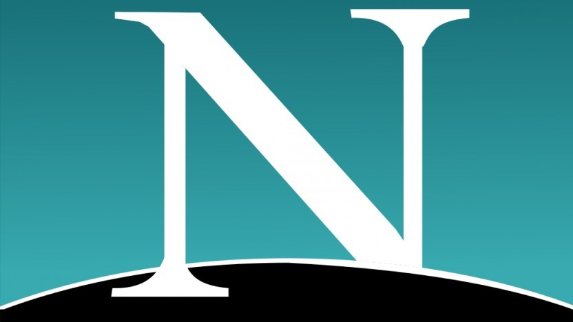 Ein Relikt aus den Anfängen des WWW: der Netscape Communicator