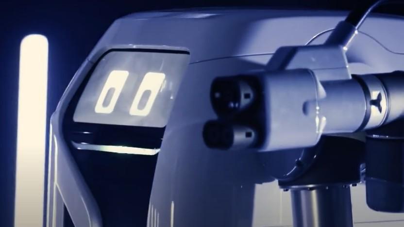 Laderoboter von VW