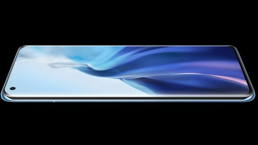 Mi 11 ist das erste Smartphone mit Qualcomms Snapdragon 888.