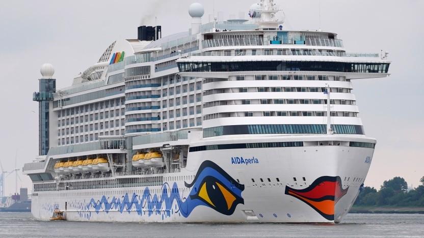 Die Aida Cruises haben weiter Probleme mit ihrer IT.