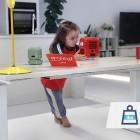 Crowdfunding: Elektronisch verstellbarer Schreibtisch lädt Notebook auf