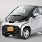 C Plus Pod: Toyotas winziges Elektroauto ist nur 2,5 Meter lang