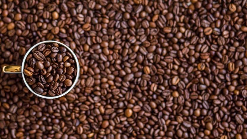 Kaffeebohnen-Mining