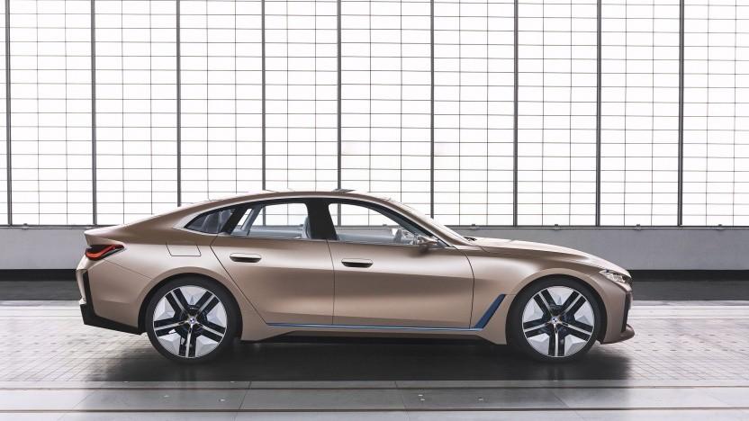 BMW i4: Elektroautos hatten einen Zuwachs von 177 Prozent im Vergleich zum Vorjahr.