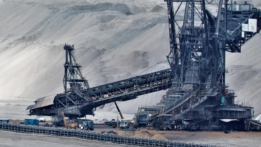 Monero-Mining benötigt weit weniger Schaufelradbagger und ist trotzdem für die Angreifer lukrativ.