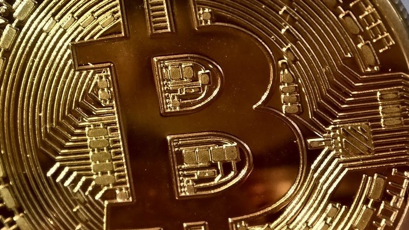 Bitcoins gibt es auch als physische Münzen.