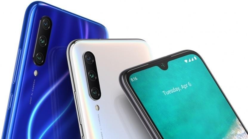 Das mi A3 von Xiaomi