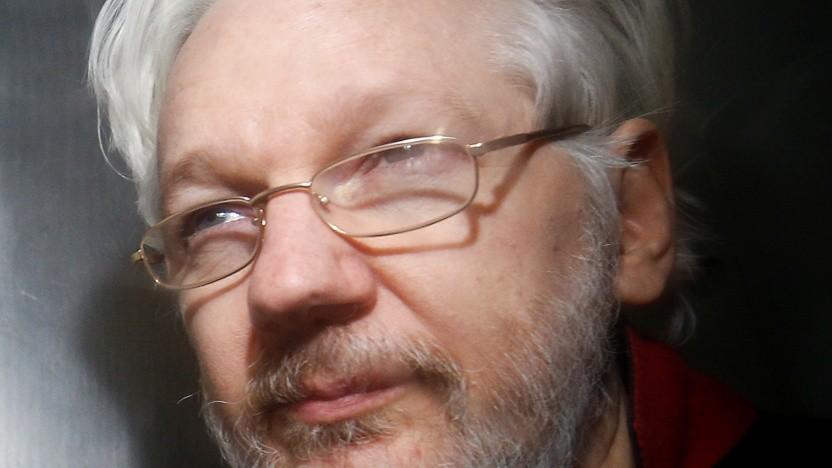 Julian Assange muss vorerst nicht in die USA ausgeliefert werden.