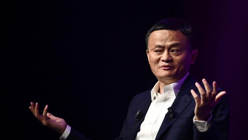 Jack Ma ist wohl verschwunden.