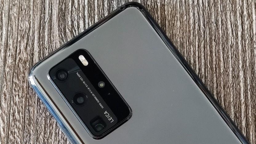Für Huawei soll 2021 kein gutes Jahr werden - im Bild das P40 Pro.